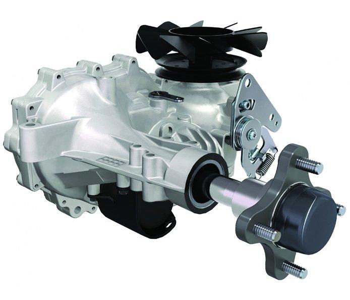 Toro Hydro Gear ZT3100