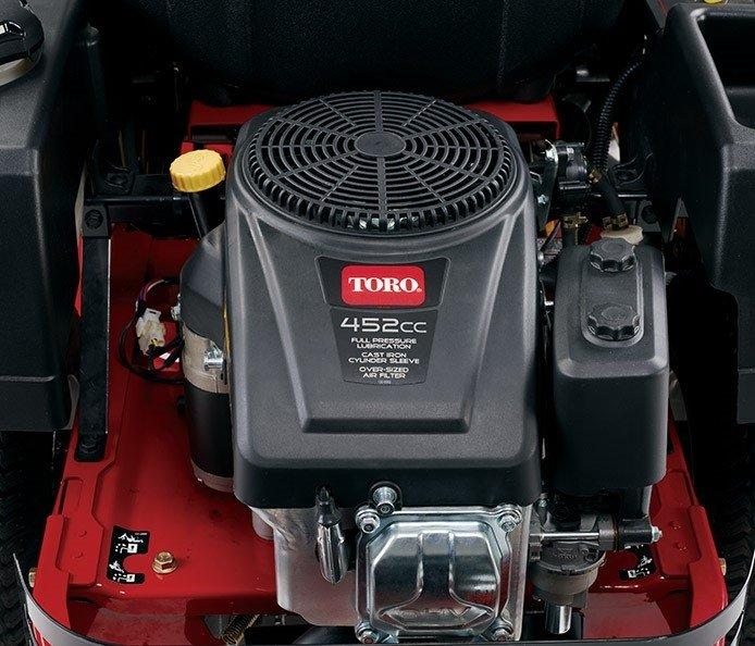 Toro 452cc mootor